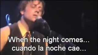 When the night comes - Dan Auerbach subtitulado