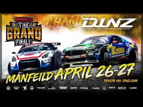 Event Preview: D1NZ Drifting Championship GRAND FINAL Manfeild Raceway 2019