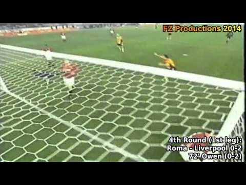 2000-2001 Uefa Cup: Liverpool FC All Goals (Road to Victory)