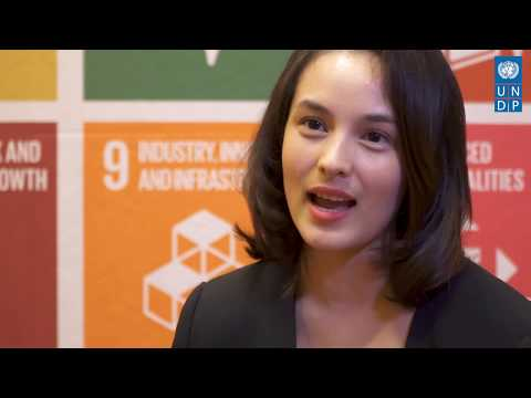 Be the change you want want to see: Chelsea Islan, Indonesian Actress