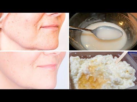 Die einfache und ergebnisreiche Maske für die Haut um die Augen
