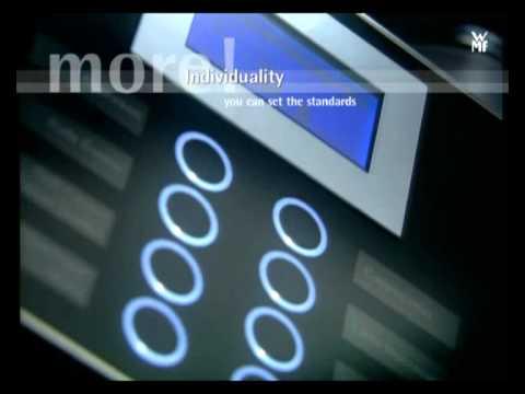 WMF Bistro Espresso Machine Introduction Video