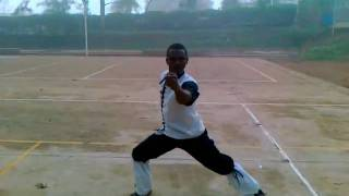 preview picture of video 'Wushu/Kung-Fu Club Rafiki Kigali.'