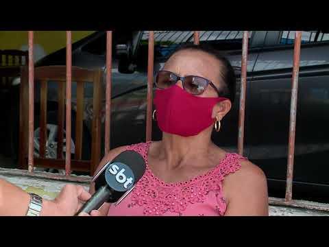 Pacientes e familiares reclamam do mato e lixo na área externa do Hospital Otávio de Freitas