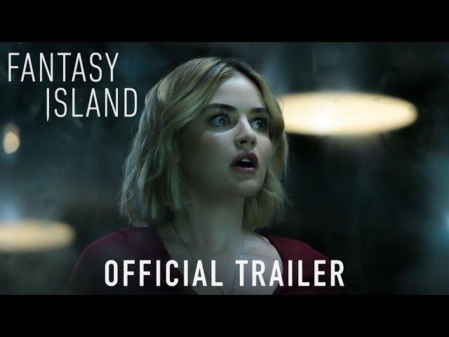 BLUMHOUSE'S FANTASY ISLAND  Trailer