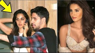 Siddharth Malhotra DITCHES Tara Sutaria And Parties With EX GF Kiara Advani
