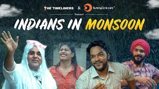 Indians In Monsoon   The Timeliners