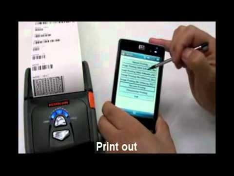 Impresora Portatil SPP-R300
