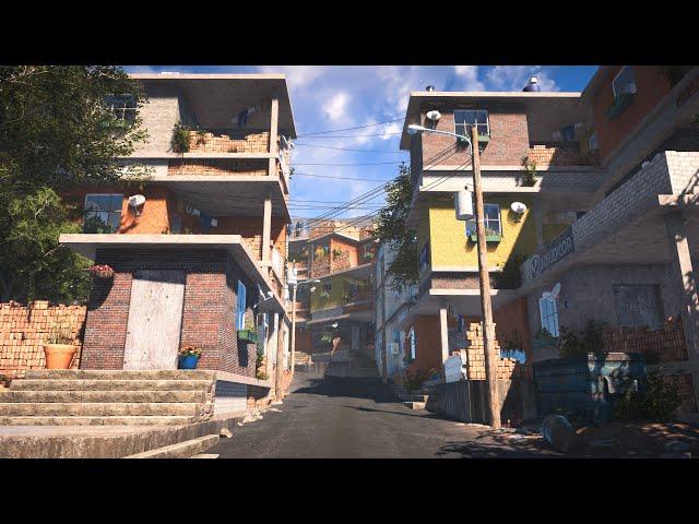 Making A Brazilian Favela In Far Cry 5