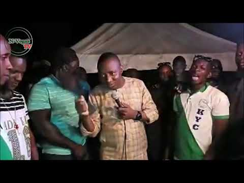 Download Omoyele Sowore Spends New Year's Eve At Kiribo His Hometown In Ondo State HD Mp4 3GP Video and MP3