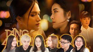 Reaction Hương Giang - Tặng Anh Cho Cô Ấy | Siêu kịch tính & 1 siêu kỉ lục !