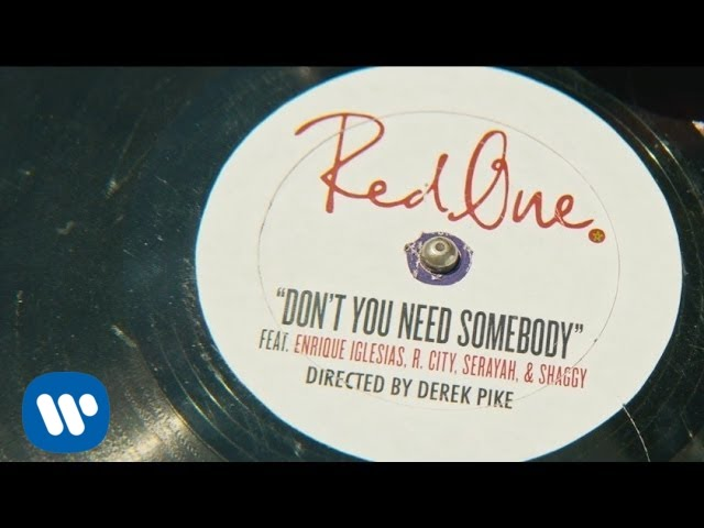 Redone don't you need somebody friends of redone's version lyrics.