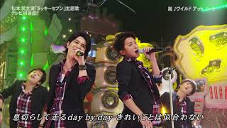 [J-POP] 2012 Wild at Heart [ARASHI](아라시)