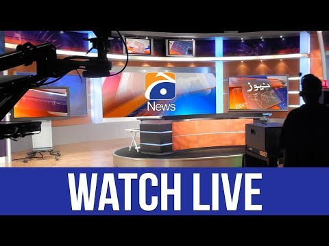 GEO NEWS LIVE! - Pakistan 24/7 News LiveStream (видео)