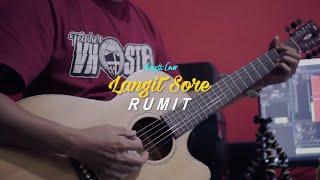 Rumit   Langit Sore Live Akustik Cover