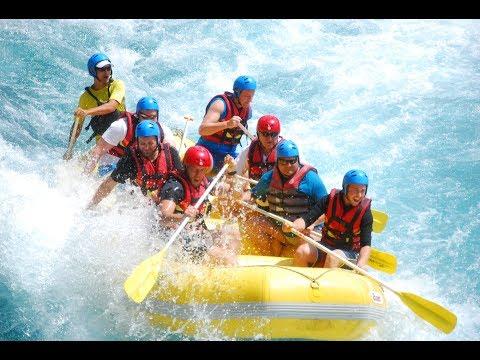EMM C/E 2018 Antalya Köprülü Kanyon Rafting