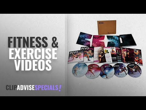 10 Best Fitness & Exercise Videos : BB PiYo Base Kit 5 DVDs Workout with Exercise Videos + Fitness