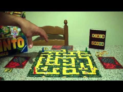 Giochi da tavolo [001] - Labirinto elettronico