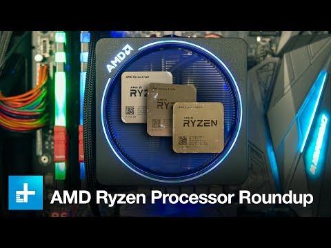 AMD Ryzen Processor Comparison