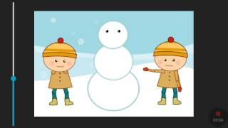Мульт:'' Снеговик.''#1 (чит. опис.)