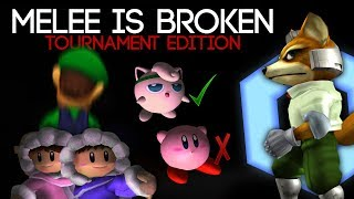 Melee is Broken: Tournament Edition - dooclip.me