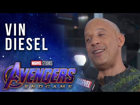 Vin Diesel feels his