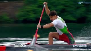 2018 ECA Canoe Sprint & Paracanoe European Championships - Sunday - 200m Final