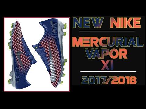 PES 2013 New Boots Nike Mercurial Vapor XI 2017/2018 HD by DaViDBrAz