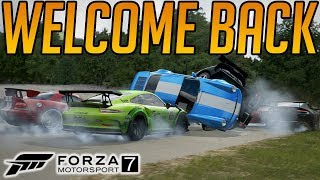 Forza 7 Welcome Back to the Carnage