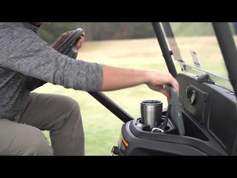 2021 Yamaha Umax Bistro Standard EFI in Conway, Arkansas - Video 4