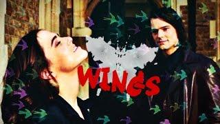 Данила Козловский, Rose & Dimitri ☜( Wings )☞