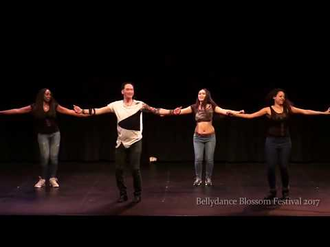 Bellydance Blossom Festival 2017 Overview