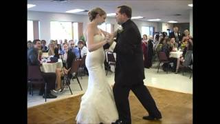 """Father Daughter Dance 10-10-10 with """"Siempre Hay Cariño"""" by Thalia"""