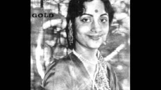Geeta Dutt : Rimjhim barse nain : Film - Anjana (1948