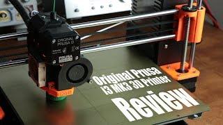 Original Prusa i3 MK3 3D Printer Review - Still the best 3D Printer?