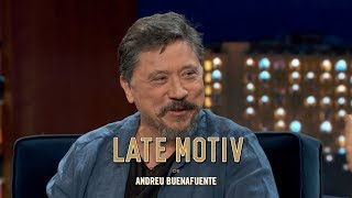 LATE MOTIV - Carlos Bardem. Mongo Blanco   #LateMotiv555