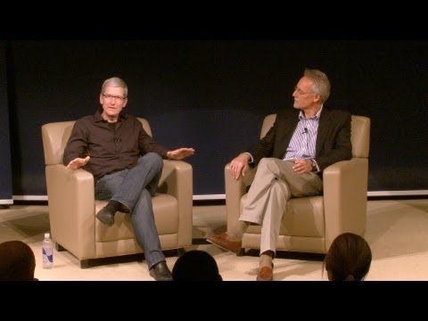 Apple CEO Tim Cook on Career Planning