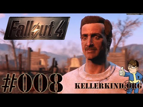 Fallout 4 [HD|60FPS] #008 - Es riecht nach Blei ★ Let's Play Fallout 4