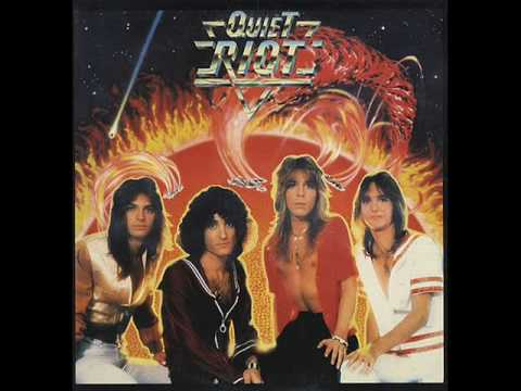 Quiet Riot - Back To The Coast