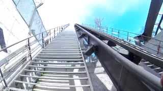 Raptor Front Row On Ride HD POV Gardaland