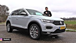 Volkswagen T-Roc 2018 NEW FULL Drive Review Interior Exterior Infotainment