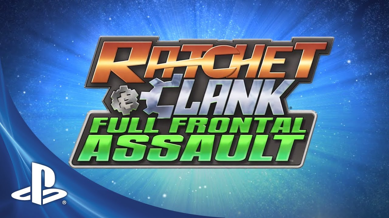 Ratchet & Clank: Full Frontal Assault Updates