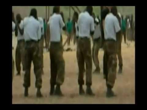 nigeria military training