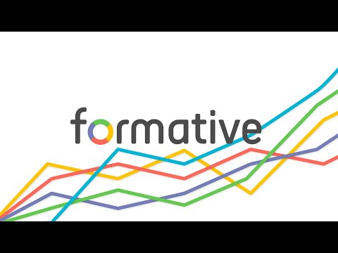 Formative Overview
