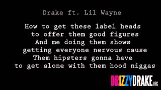 Drake - Ignorant Shit Lyrics [Correct]