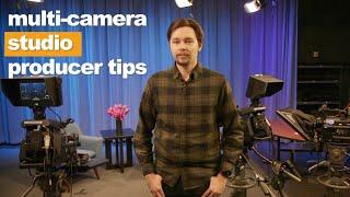 Multi-Camera Studio Producing Tutorial