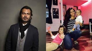 RealLife Bollywood Actor Nawazuddin Siddiqui Family