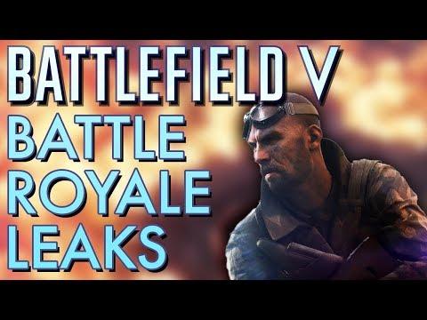 Battlefield 5 Battle Royale Leaks - Inside Gaming Daily