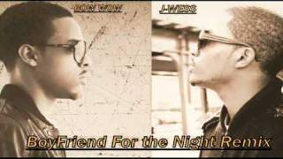 Bow-Wow Boyfriend for the night Remix Jerry Wess