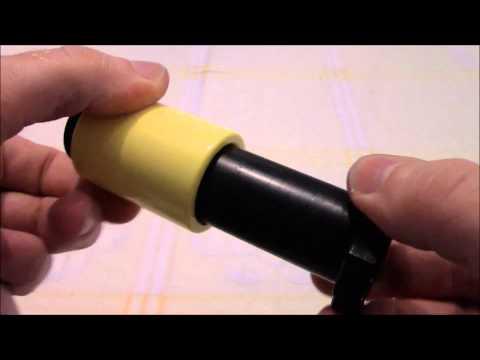 Geschicklichkeitsspiel: Dael-O-Ring Vorstellung - Labyrinth am Stab / in einem Ring